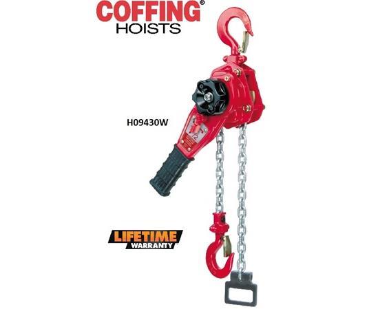 COFFING® HOISTS LSB RATCHET LEVER HOISTS