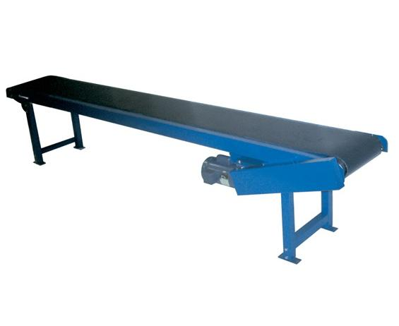 HEAVY DUTY SLIDER BED POWER CONVEYOR