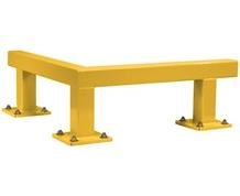JescoGARD™ EXTRA HEAVY DUTY WELDED RAIL SYSTEM